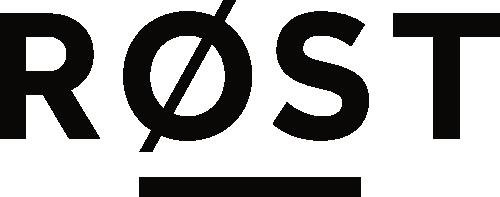 Røst kommunikasjon logo